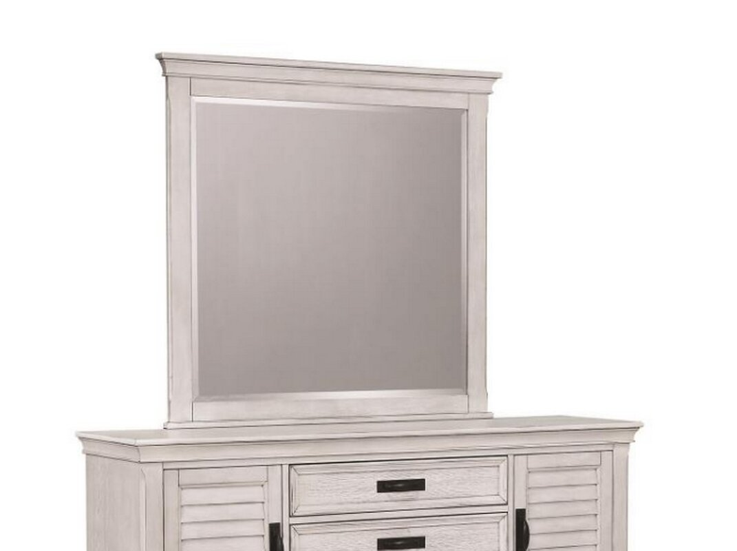 Friddle Rectangular Dresser Mirror