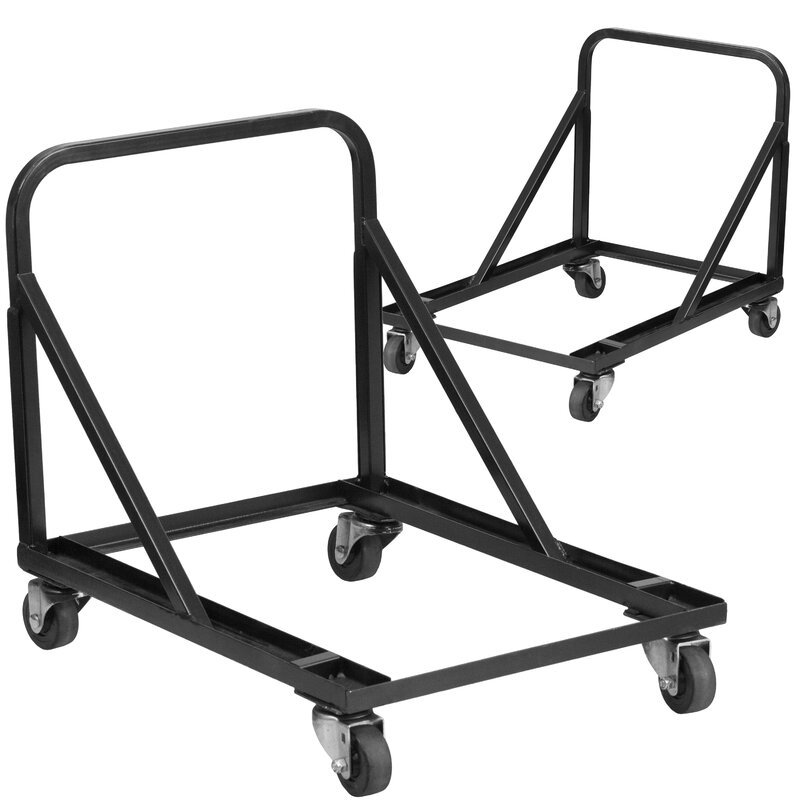Band/Music Stack Chair Dolly (Set of 2)