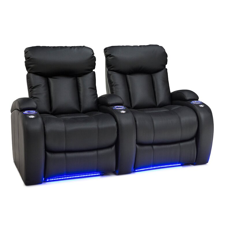 Home Theater Row Seating (Row of 2)