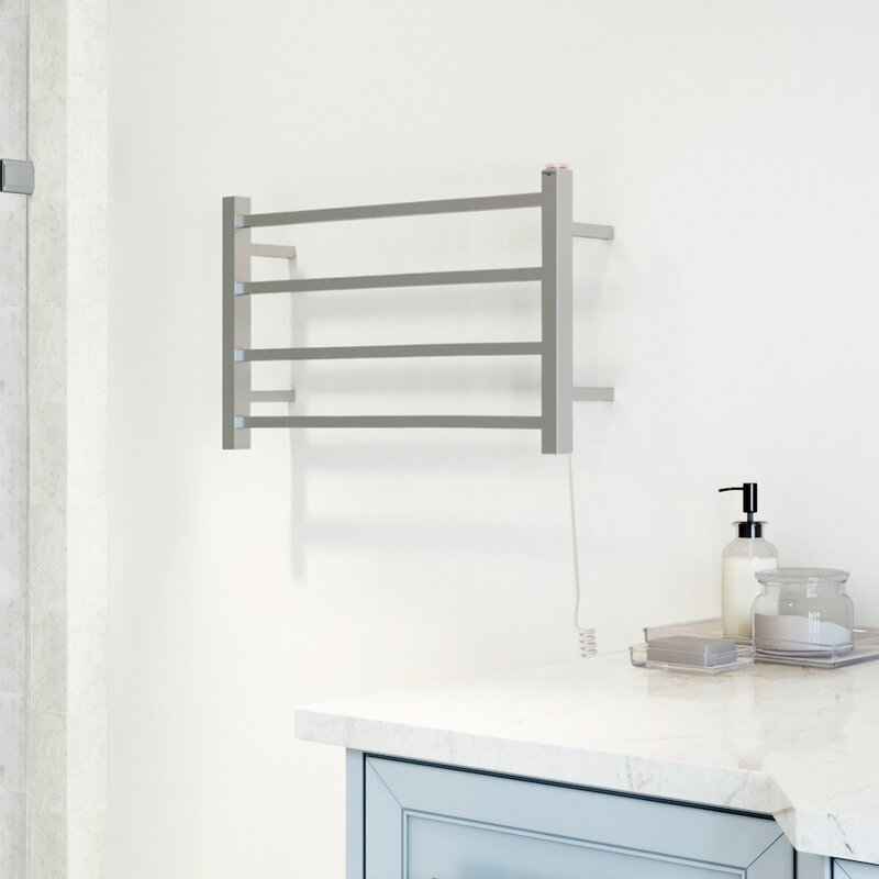 Gala Wall Mounted Electric Towel Warmer