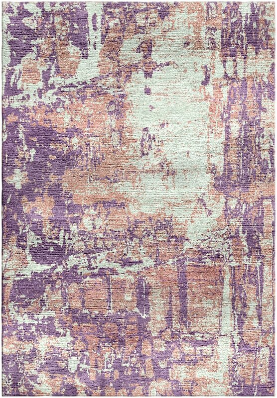 Ashford Handloom Lavender/Blue Area Rug