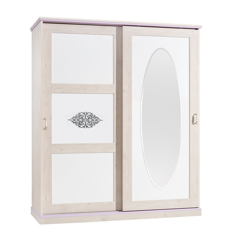 Bax Sliding Door Wardrobe Armoire
