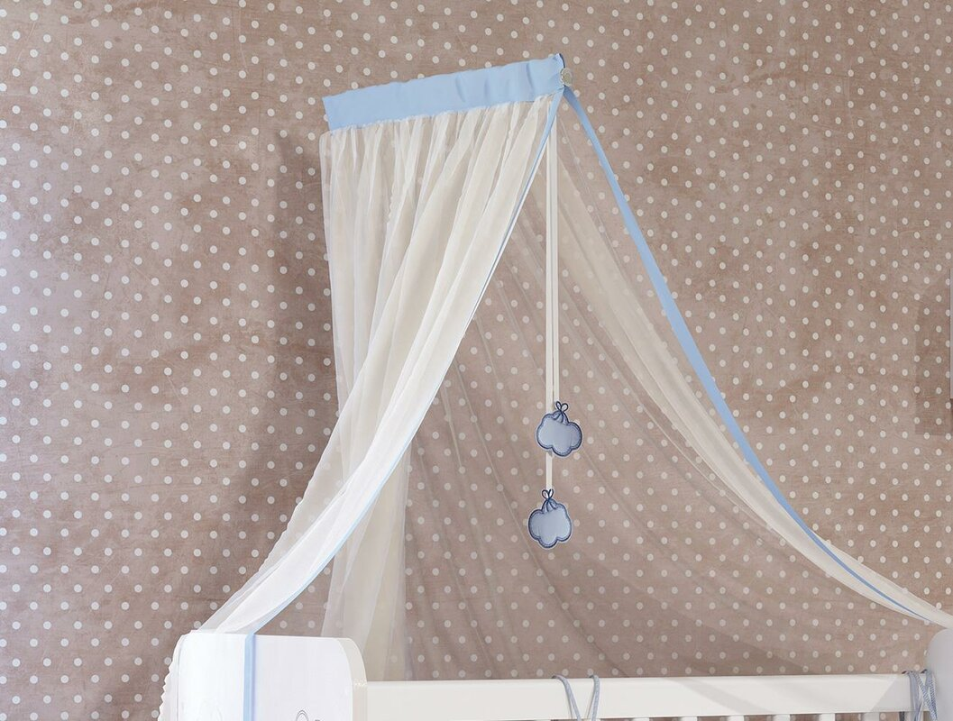 Beachmont Lovely Bed Canopy