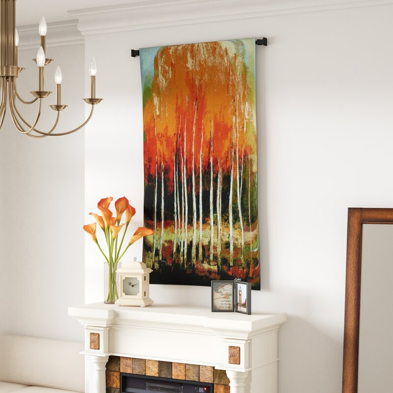 Morning Whisper by Cobert Wall Tapestry