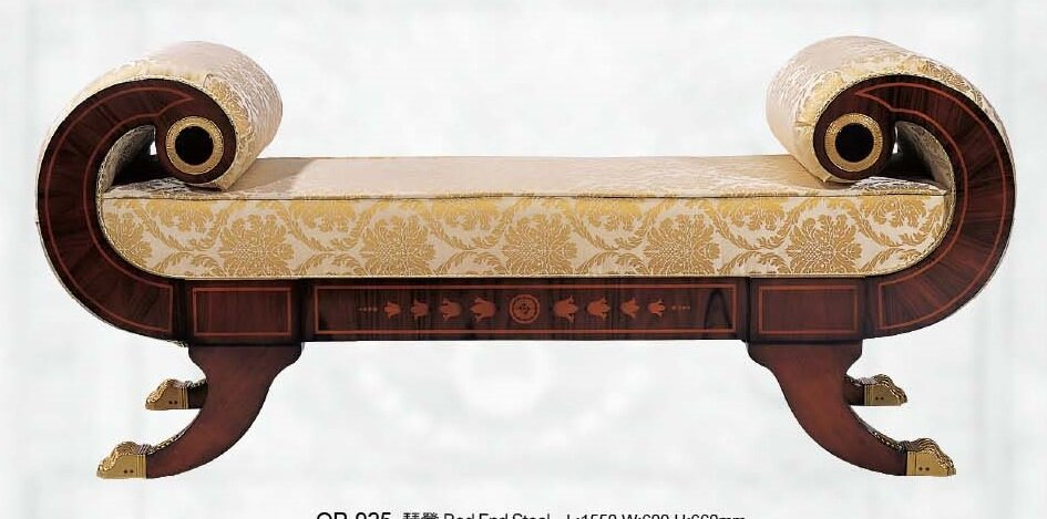 Angelo Upholstered Bedroom Bench