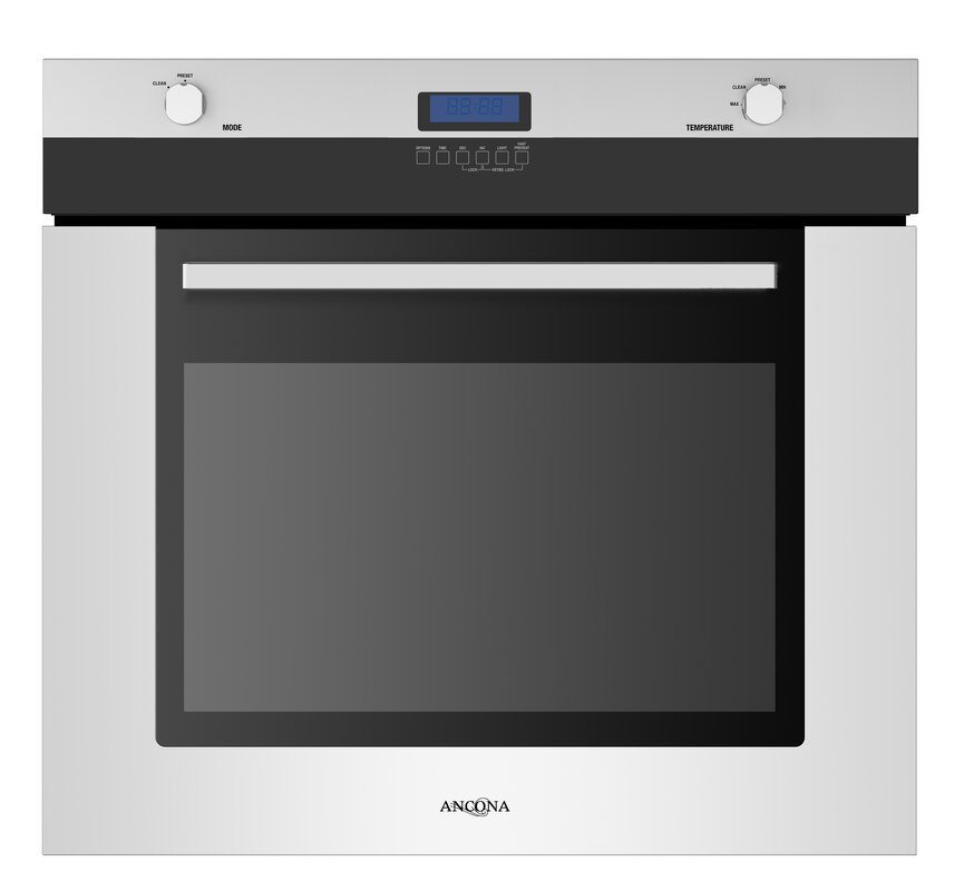 Elite 30'' Self-Cleaning Convection Electric Single Wall Oven