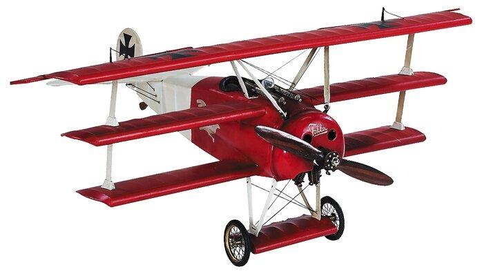 Desktop Fokker Miniature Model Plane