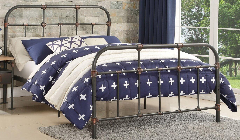Farrah Platform Bed