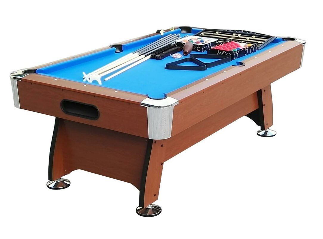 Deluxe 8' Pool Table