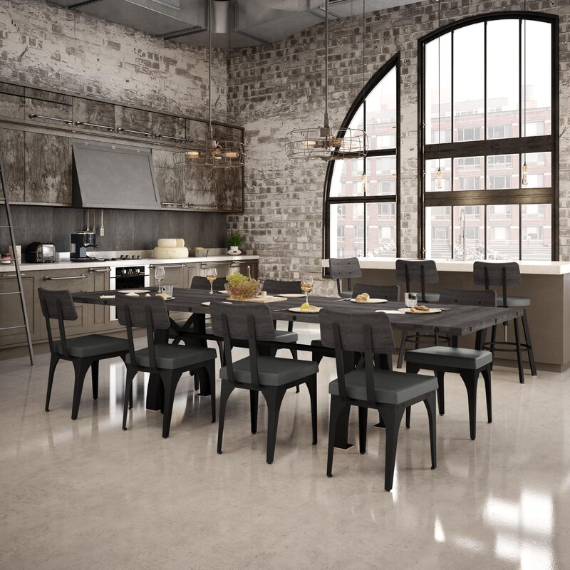 Everly 11 Piece Extendable Dining Set