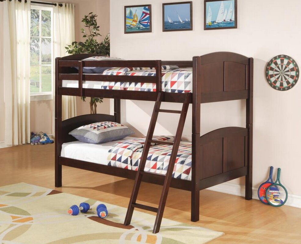 Barneveld Bunk Bed with Euro Glides