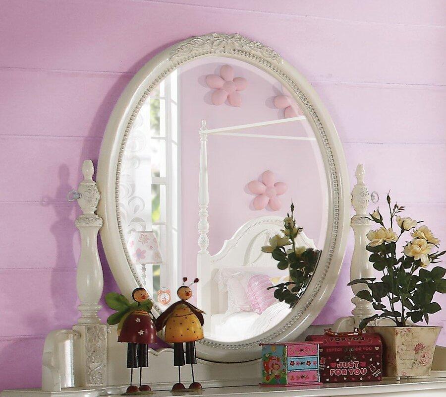 Apeton Oval Dresser Mirror