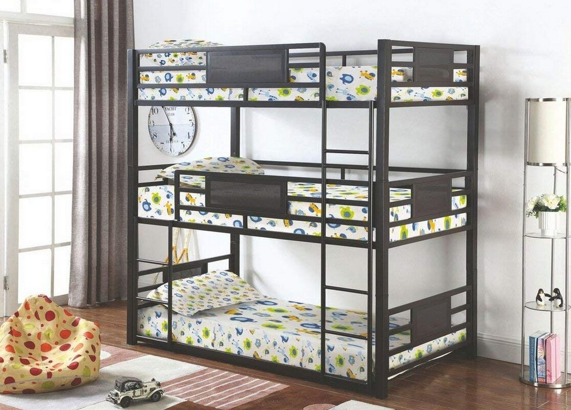 Arlington Triple Bunk Bed