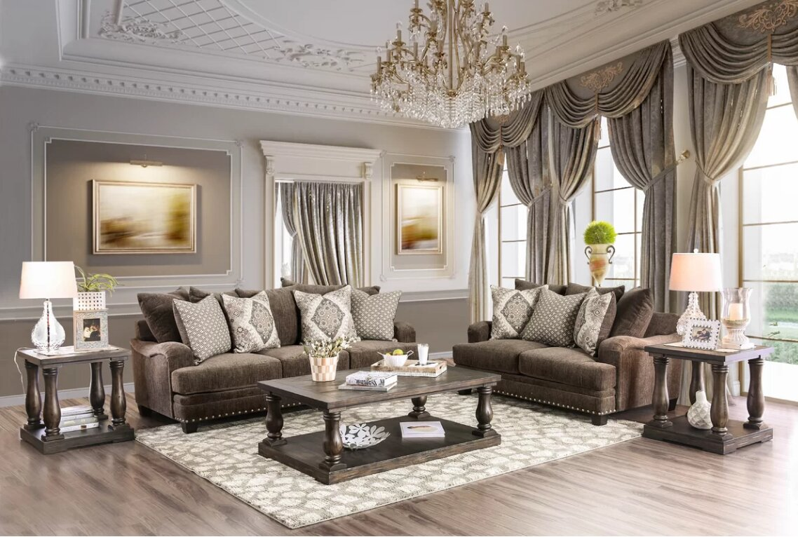 Emsworth Configurable Living Room Set