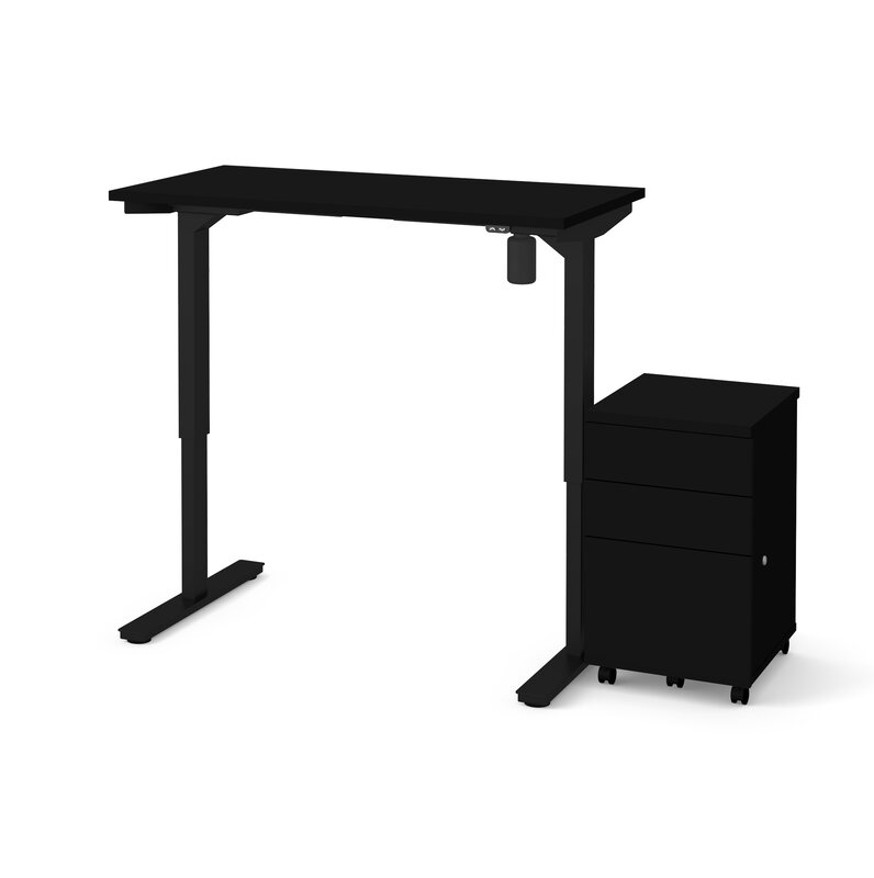 Tanya 2-Piece Electric Height Adjustable Standing Desk