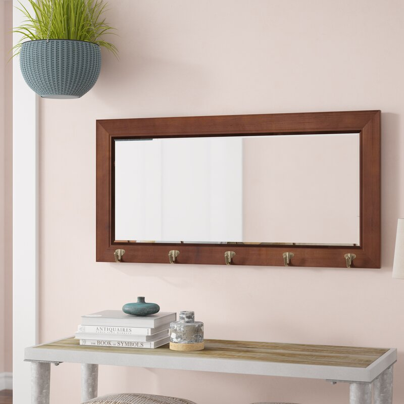 Nyles Pub Accent Mirror