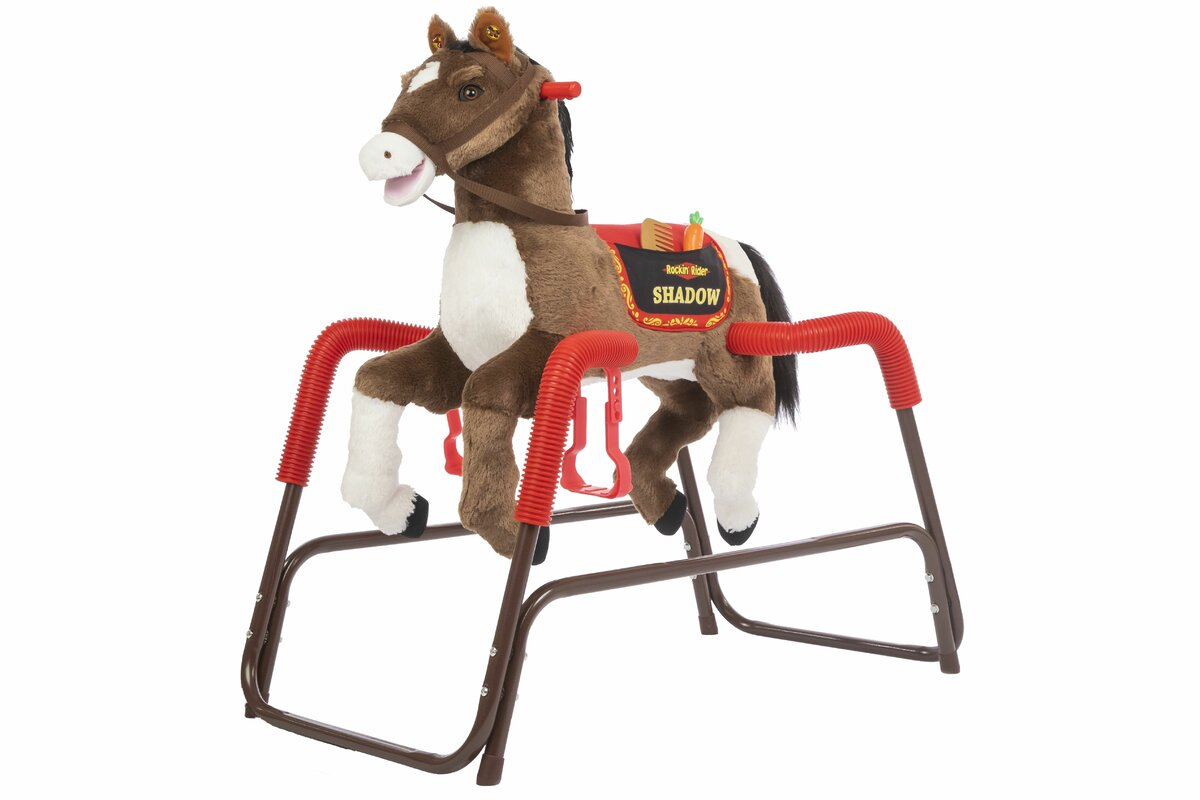 Shadow Spring Rocking Horse