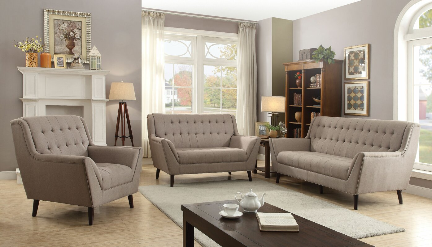 Giovanny Configurable Living Room Set