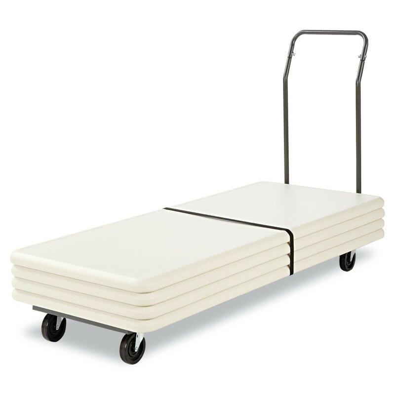 600 lb. Capacity Table Dolly