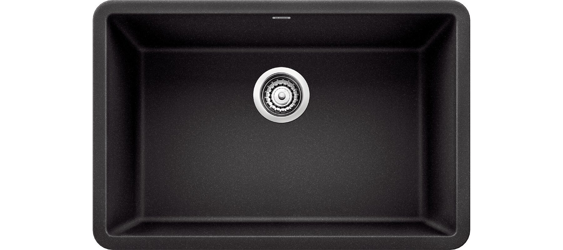 """Precis 27"""" L x 18"""" W Undermount Kitchen Sink"""