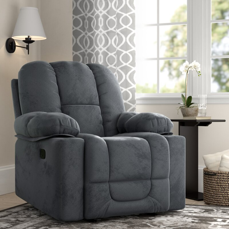 Mcfall Manual Glider Recliner