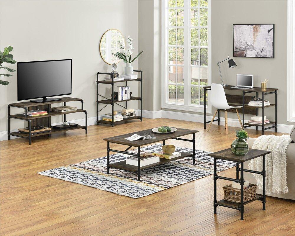 Dodd 2 Piece Coffee Table Set