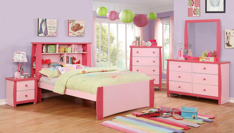 Elim Platform Configurable Bedroom Set
