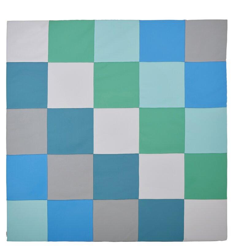 SoftZone® Patchwork Toddler Floor Mat