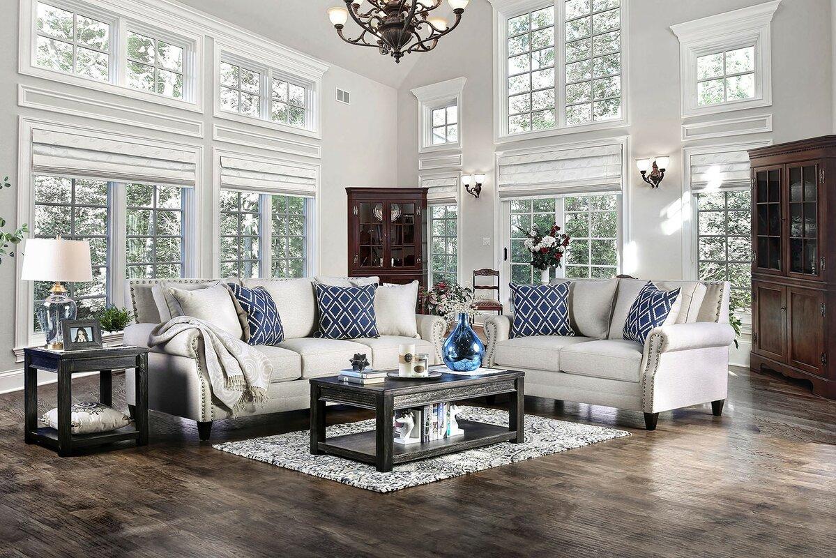 Pearce Configurable Living Room Set