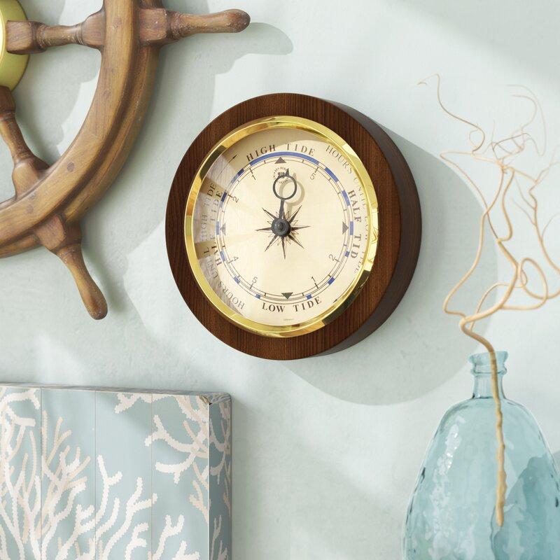 Tannen Tide Wall Clock