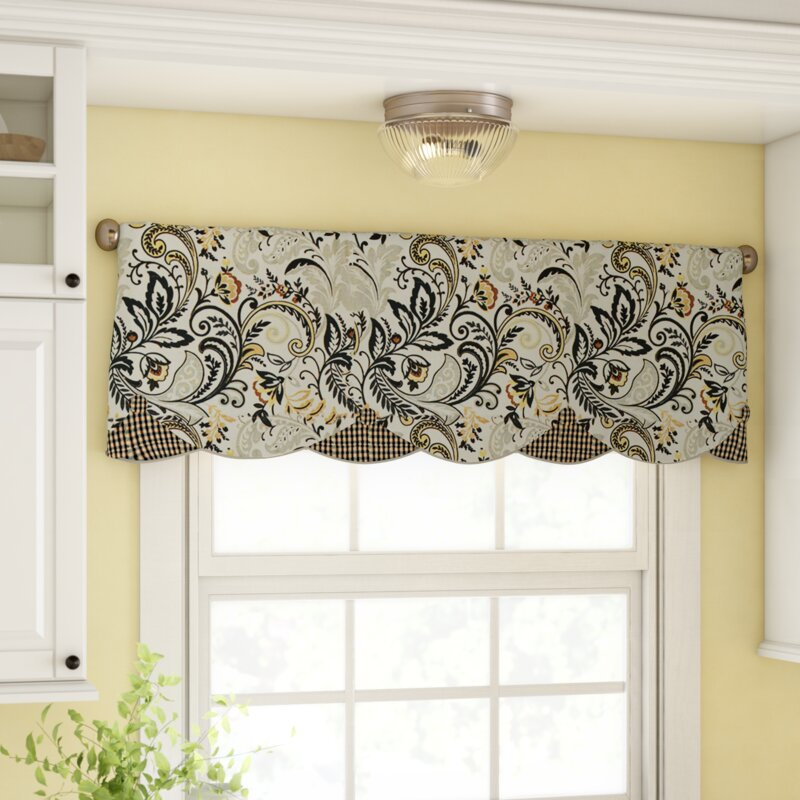 "Baytown Petticoat 50"" Window Valance"