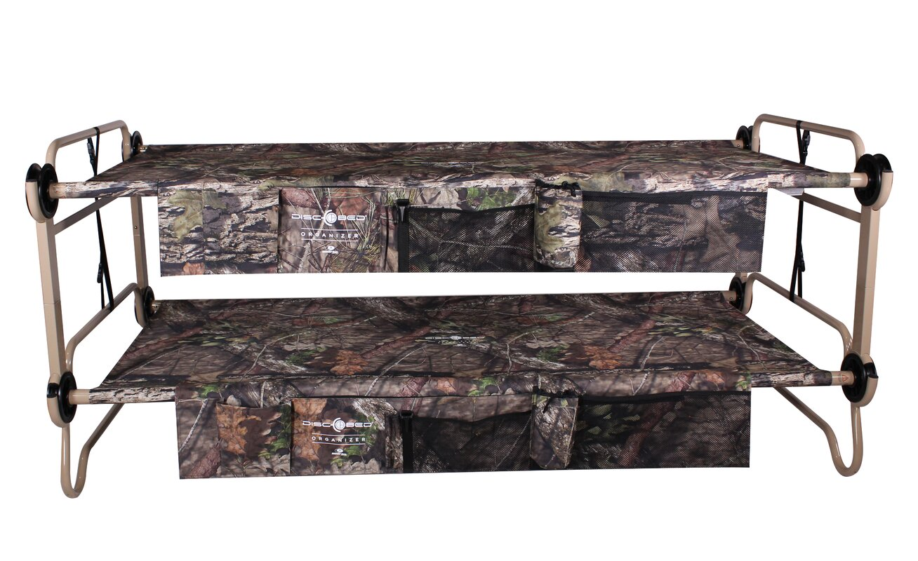 Mossy Oak Cam-O-Bunk Cot