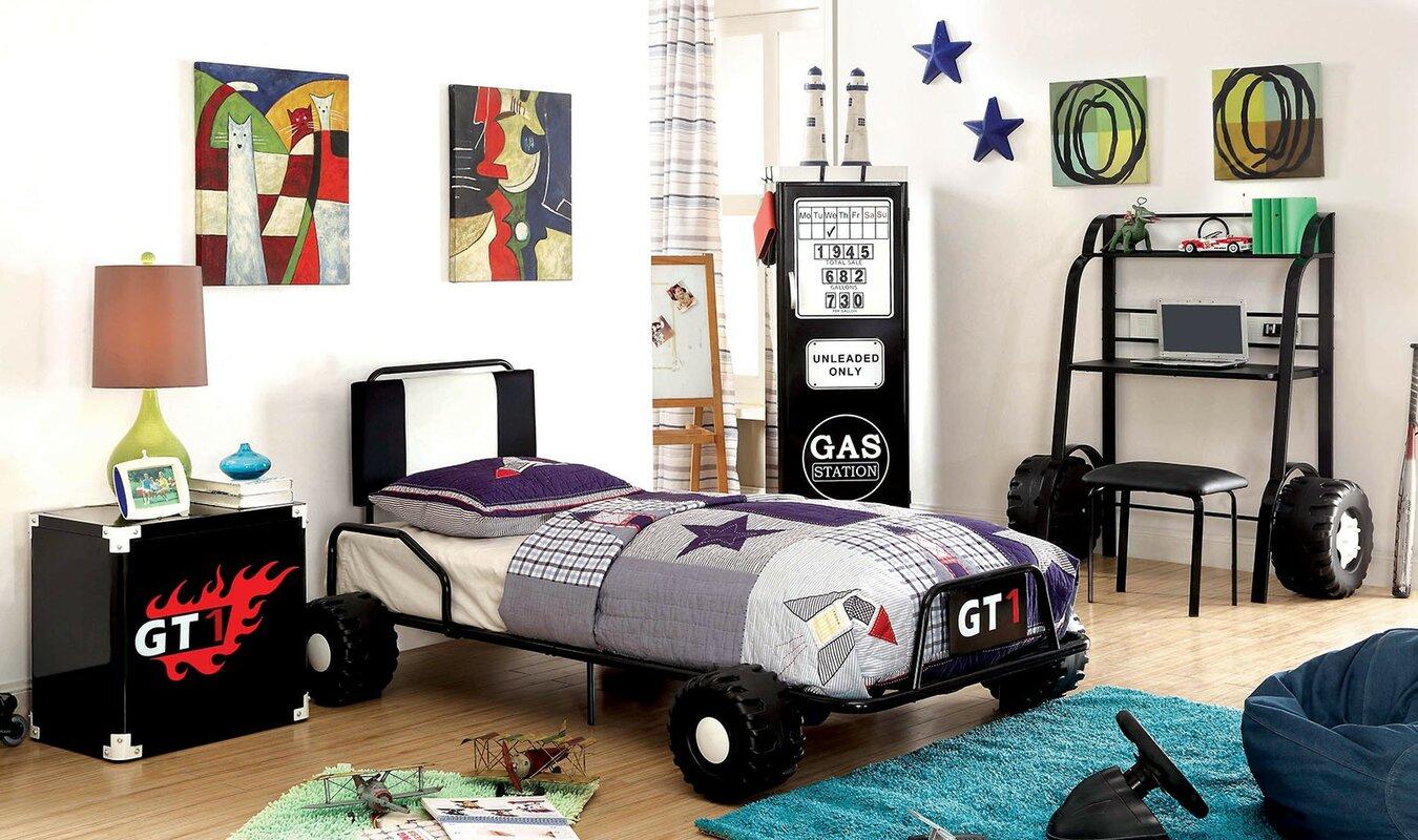 Bromsgrove Twin Car Configurable Bedroom Set