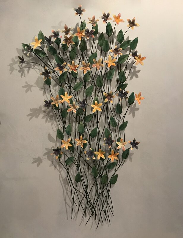 Wildflowers Wall Décor
