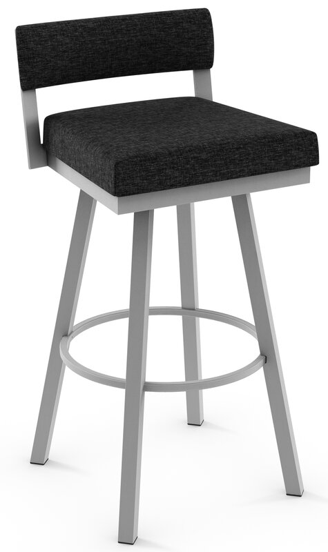 Lowndesboro Swivel Bar Stool