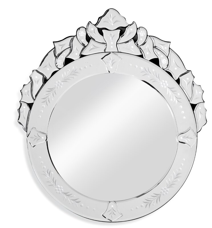 Ramsell Wall Accent Mirror