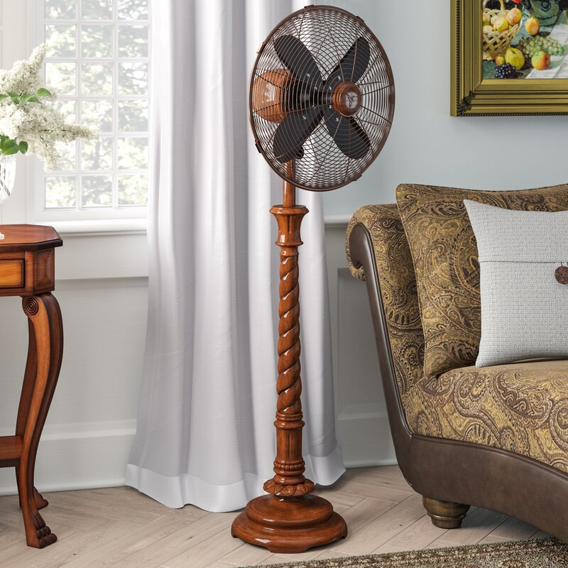 "Rieder 16"" Oscillating Floor Fan"