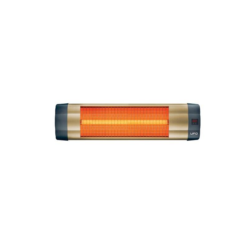 1,500 Watt Electric Infrared Wall Mounted Heater