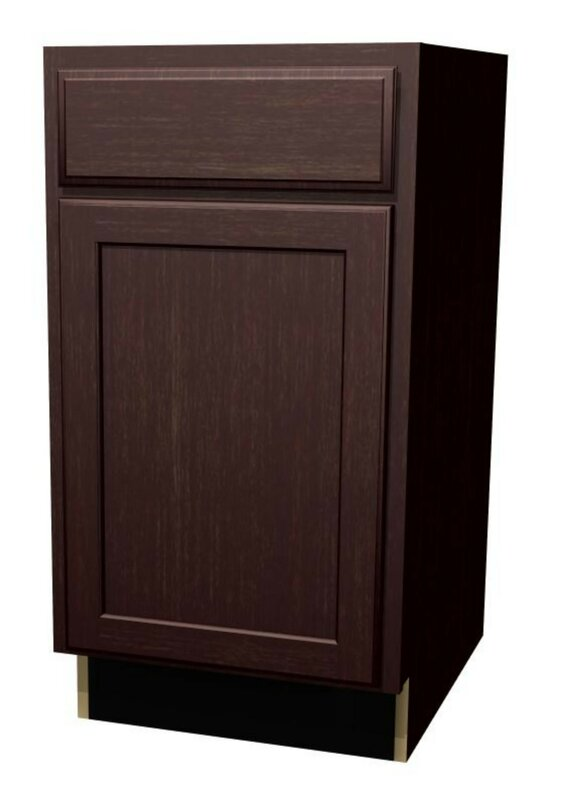 "St. Clair 34.5"" x 18"" Base Cabinet"