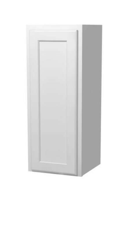 "St. Clair Single Door 30"" H Wall Cabinet"