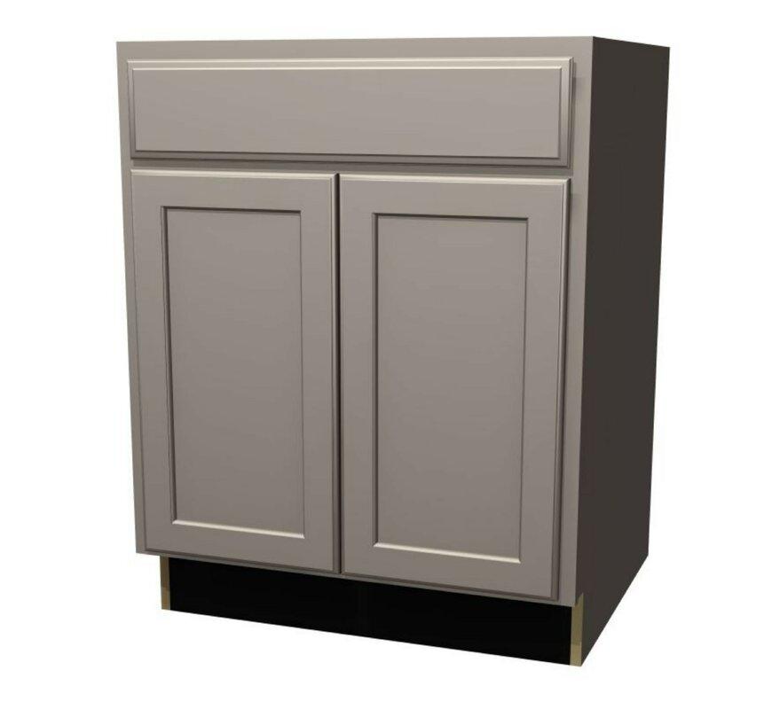 St. Clair High Butt Doors Base Cabinet
