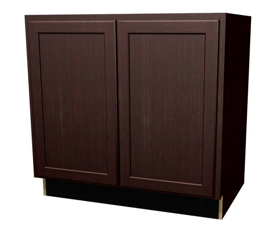 St. Clair High Full Height Butt Doors Base Cabinet