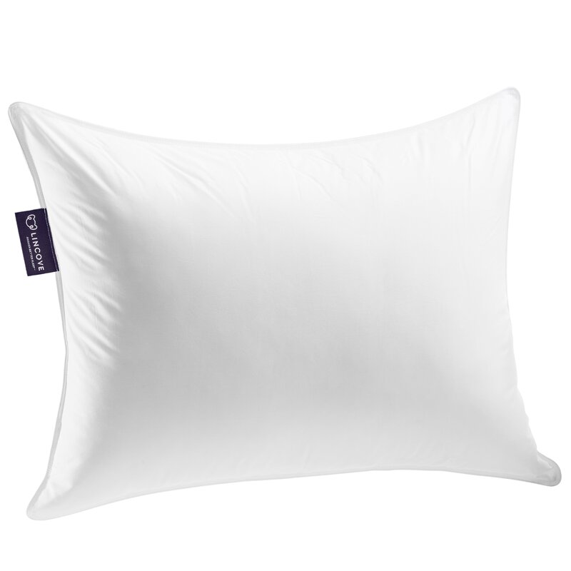 Goose Soft/Medium Down Pillow