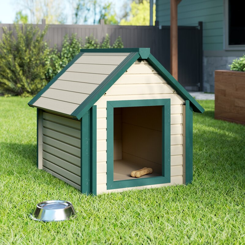 Adela Bunkhouse Style Dog House