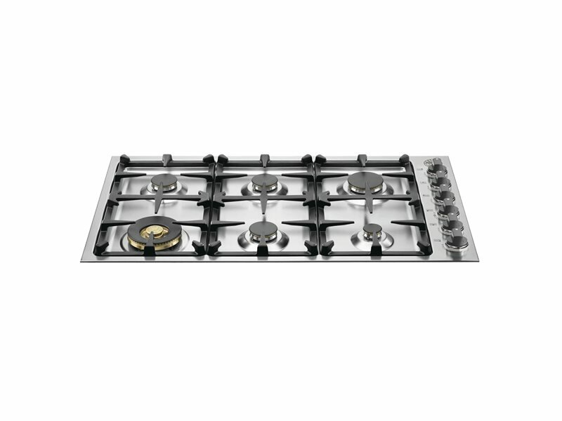 Master Series 36'' Gas Cooktop with 6 Burners