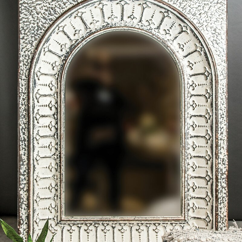 Arched Accent Wall Mirror