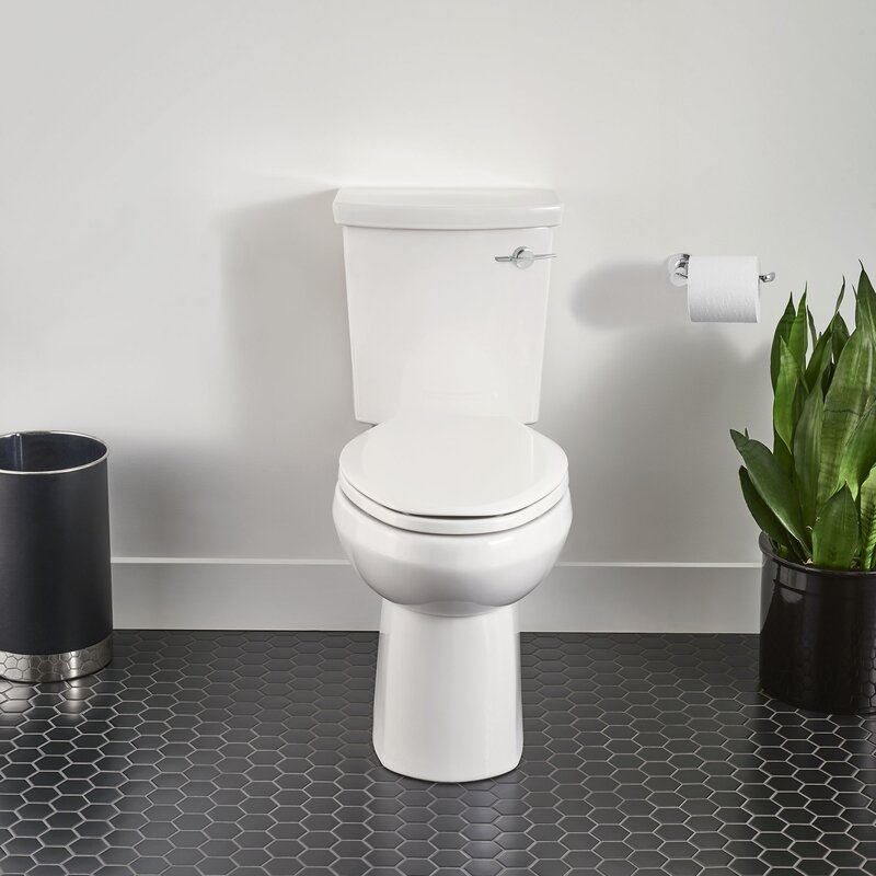 1.28 GPF (Water Efficient) Elongated Two-Piece Toilet (Seat Not Included)