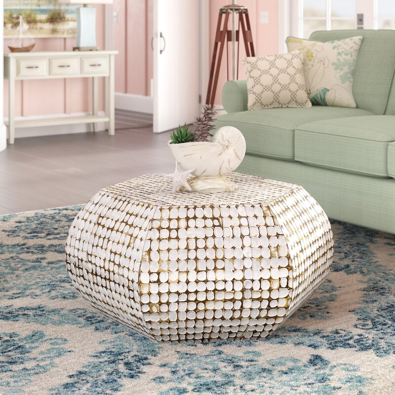 Sherlyn Traditional Coffee Table