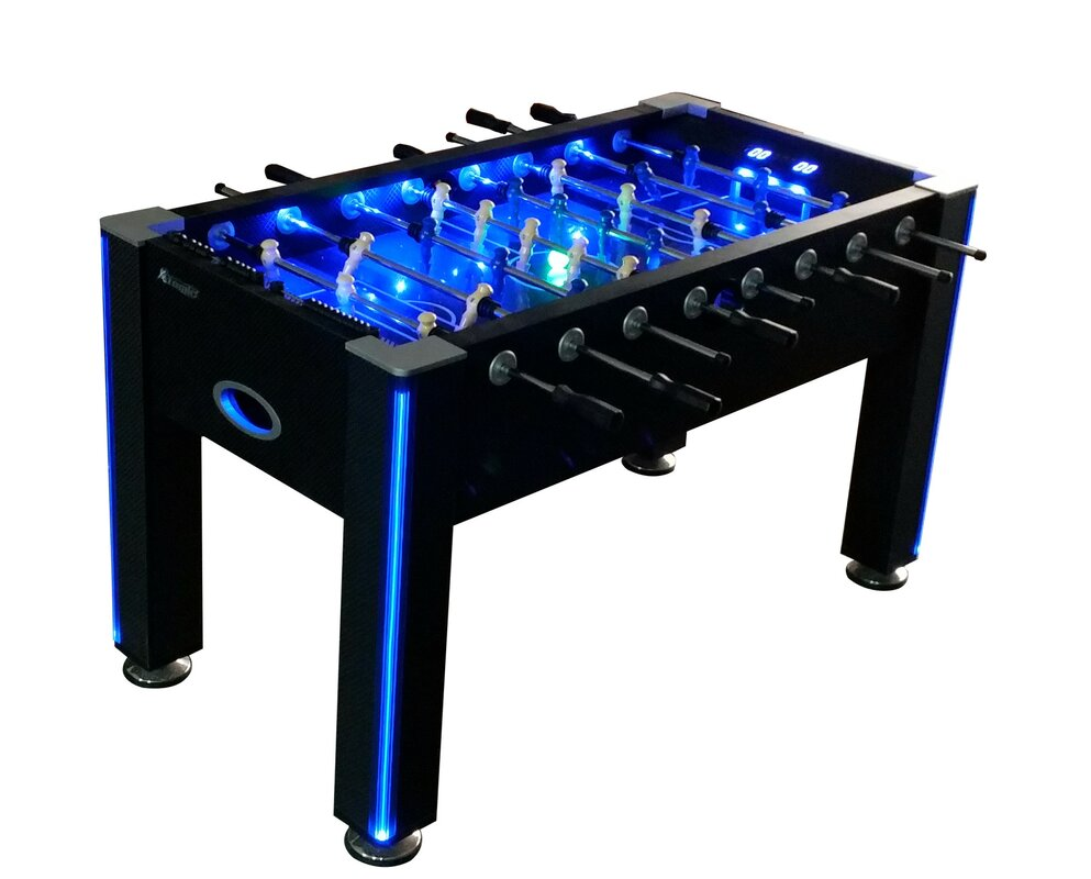 Atomic Azure 58.25'' Foosball Table