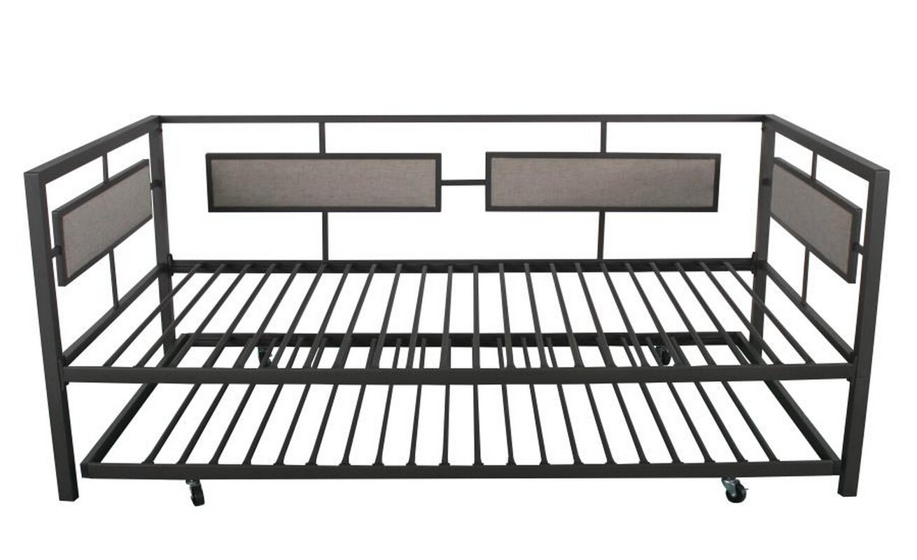 Iredell Twin Daybed with Trundle